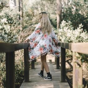 Kimonos til kvinder