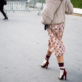 Plisserede nederdele til kvinder