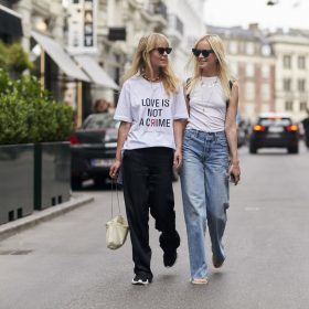 Baggy & Boyfriend jeans til kvinder