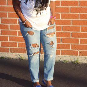 Tapered Jeans til Kvinder
