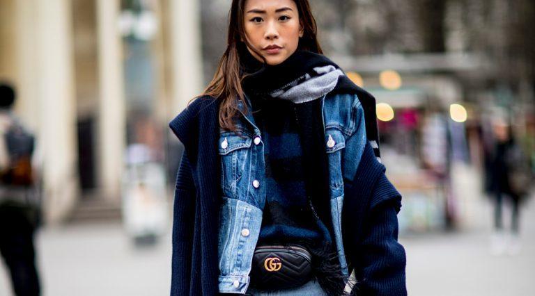 monokromt look, modetøj