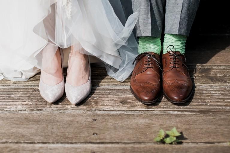 anderledes brudekjole brudetøj