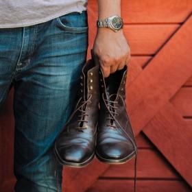 Bootcut Jeans til Mænd