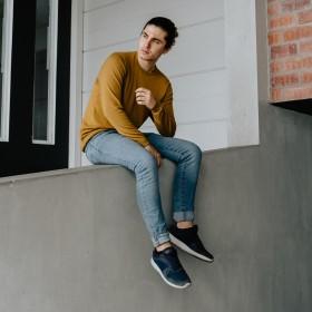 Skinny Jeans til Mænd