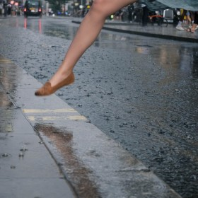 Ballerinasko til Kvinder