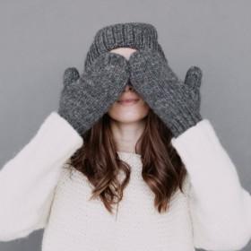 Handsker og vanter til kvinder