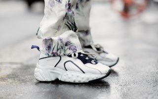 Nye sneakers?