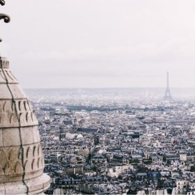 Bliv forelsket i Paris om vinteren