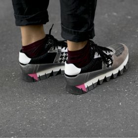 Sneakers trends forår 2017