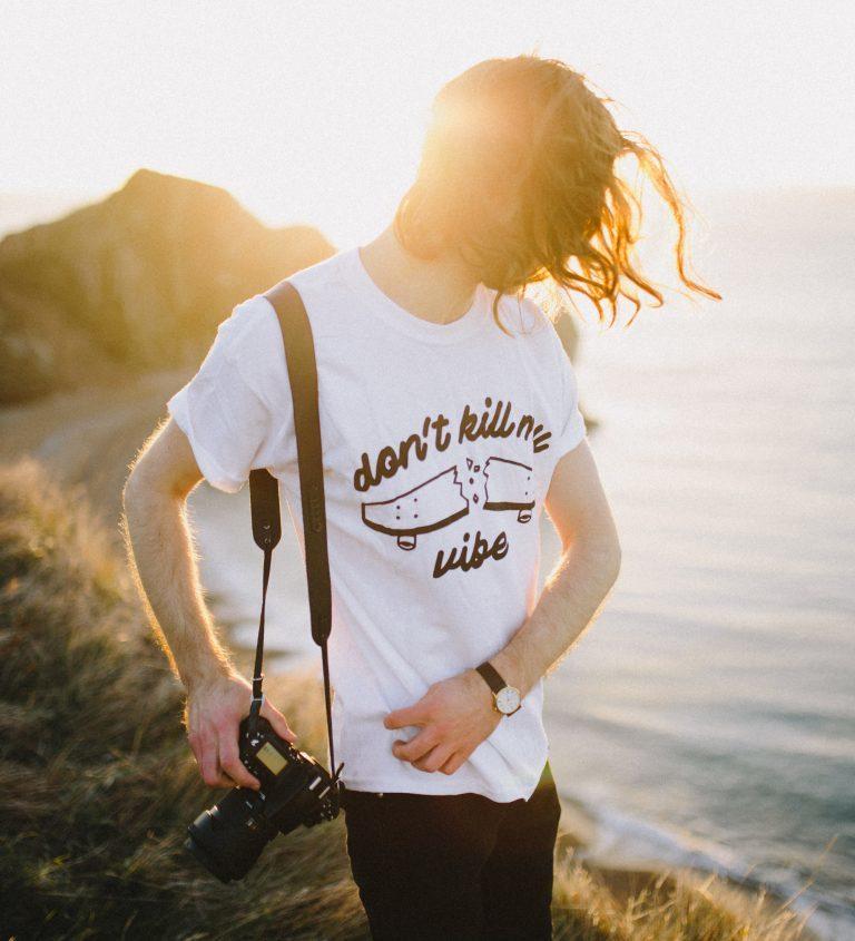 How to wear: Grafiske t-shirts til mænd