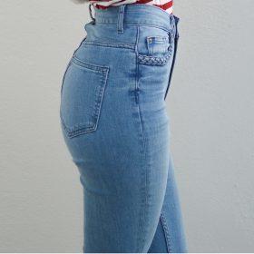 Skinny jeans til kvinder