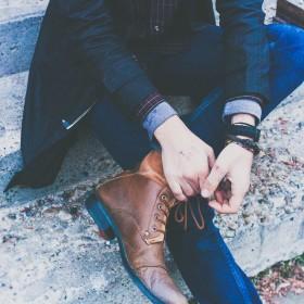 Støvler til mænd