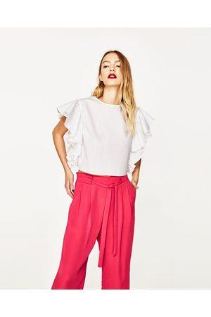 Kvinder Culottes bukser - Zara CULOTTEBUKSER - Fås i flere farver