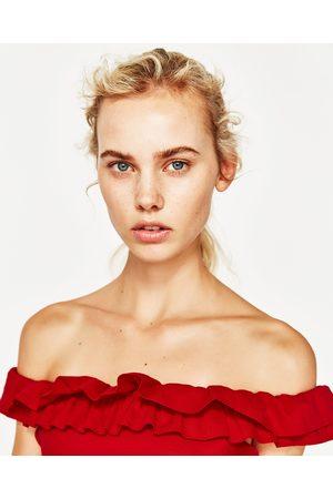 Kvinder Bandeaukjoler - Zara STROPLØS KJOLE - Fås i flere farver