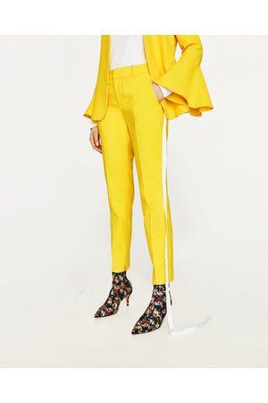 Kvinder Bukser - Zara CHINOBUKSER - Fås i flere farver