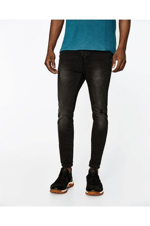 Mænd Slim & Skinny bukser - Zara CARROT FIT SKINNY BUKSER - Fås i flere farver