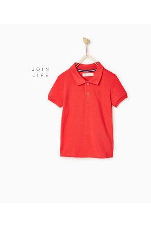 Poloer - Zara BASIC PIQUE-POLOSHIRT - Fås i flere farver