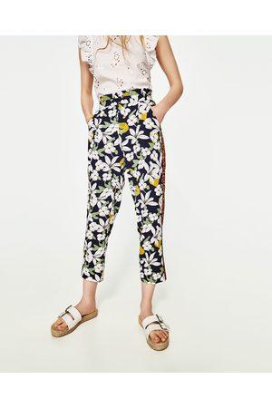 312f4fb93e7 Zara pa kvinder bukser & jeans, sammenlign priser og køb online