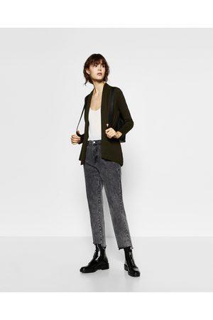 Kvinder Cardigans - Zara CARDIGAN MED COWL KRAVE - Fås i flere farver