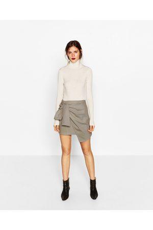 Kvinder Højhalset - Zara Sweater med rullekrave - Fås i flere farver