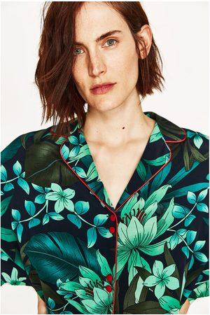 Kvinder Kimonos - Zara MØNSTRET KIMONO