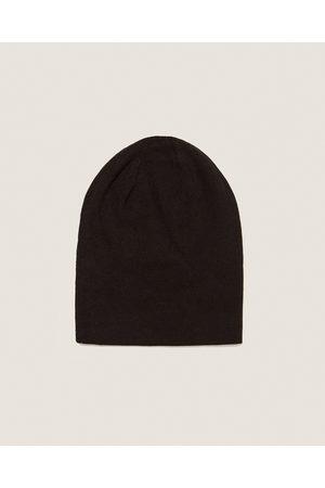 Zara ENSFARVET HAT - Fås i flere farver