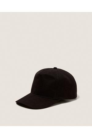 Zara BASIC CAP I BOMULD - Fås i flere farver