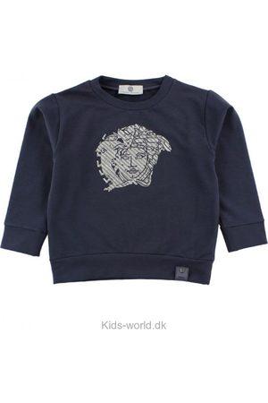 VERSACE Sweatshirt - Støvet m. Logo