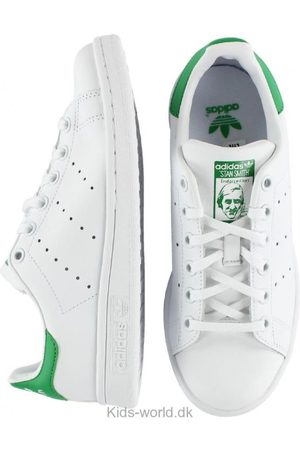 Pæne sko - adidas Originals Sko - Stan Smith - / m. Snøre