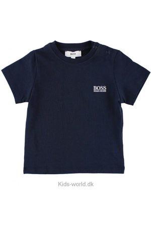 HUGO BOSS T-shirt - Navy m. Logo