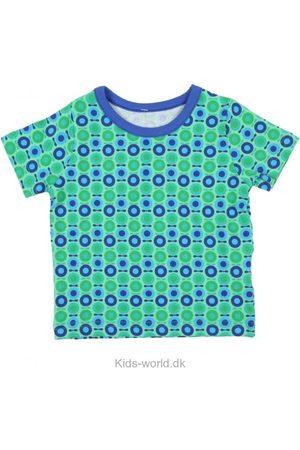 Drenge Kortærmede - Katvig T-shirt - m. Mini multiæbler
