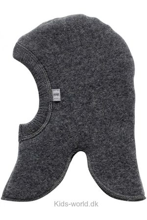 Huer - Joha Elefanthue - BabyUld - Koksgrå