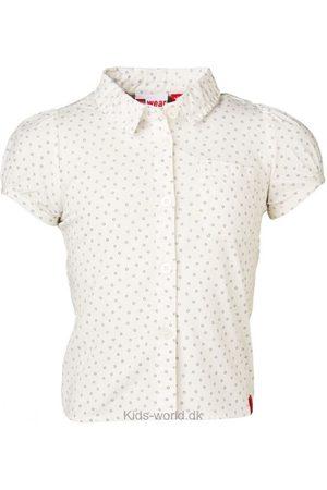 Piger Skjorter - LEGO® wear Skjorte - Creme m. Minibobler