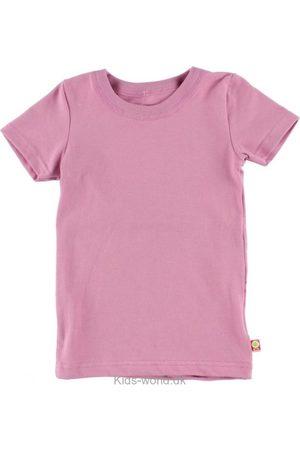 Piger Kortærmede - Katvig One T-shirt - Rosa
