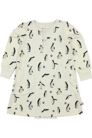 Katvig Kjole - Creme m. Pingviner