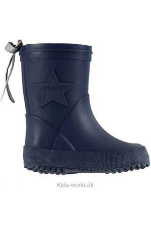 Drenge Gummistøvler - Bisgaard Gummistøvler - Slimfit - Marineblå m. Stjerne