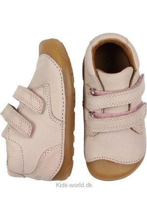 Bundgaard Lær-at-gå sko - Begyndersko - Petit - Gl. Rosa