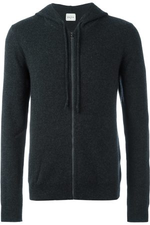 LE KASHA Cashmere 'Jaipur' knitted hoodie