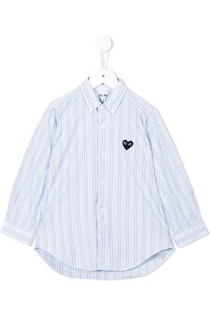 Comme des Garçons Striped shirt