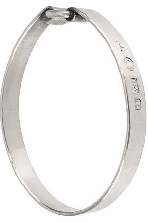 WERKSTATT:MÜNCHEN Engraved cuff bracelet