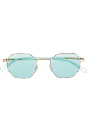 Mykita Solbriller - Hexagonal shaped sunglasses