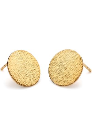 Pernille Corydon Small Coin Stick 8 Mm Accessories Jewellery Earrings Studs