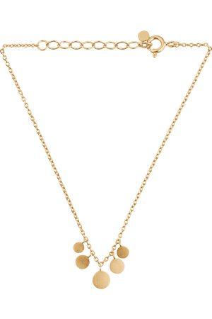 Pernille Corydon Kvinder Armbånd - Mini Coin Bracelet Adjustable Accessories Jewellery Bracelets Chain Bracelets