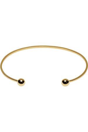 syster P Kvinder Armbånd - Strict Plain Bangle Ball Armbånd Smykker