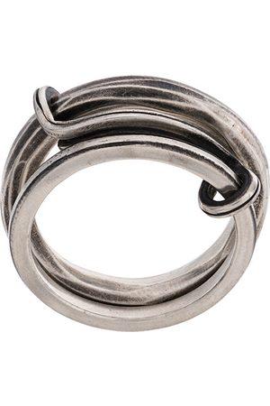 WERKSTATT:MÜNCHEN Double band ring