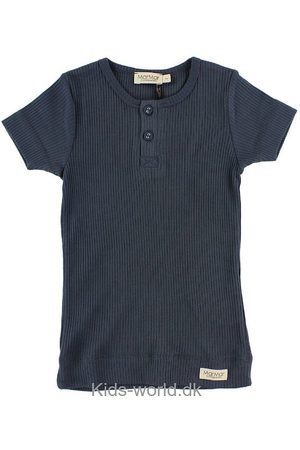 MarMar Kortærmede - T-shirt - Rib - Navy