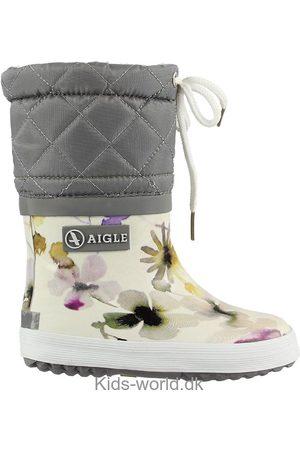 Aigle Gummistøvler - Termostøvler - Giboulee - Wildflower
