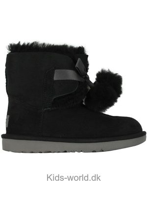 UGG Vinterstøvler - Bamsestøvler - Gita - m. Pom Poms