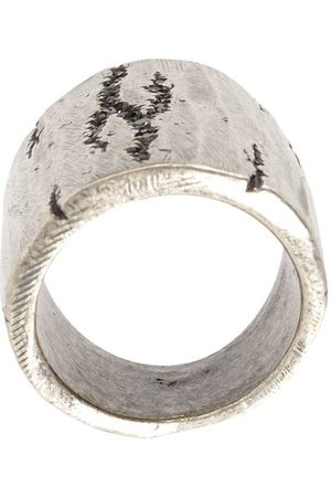 TOBIAS WISTISEN Krakeleret ring