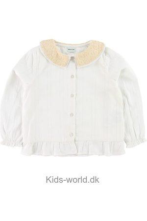 Mini A Ture Skjorter - Skjorte - Dawna - Creme m. Krave